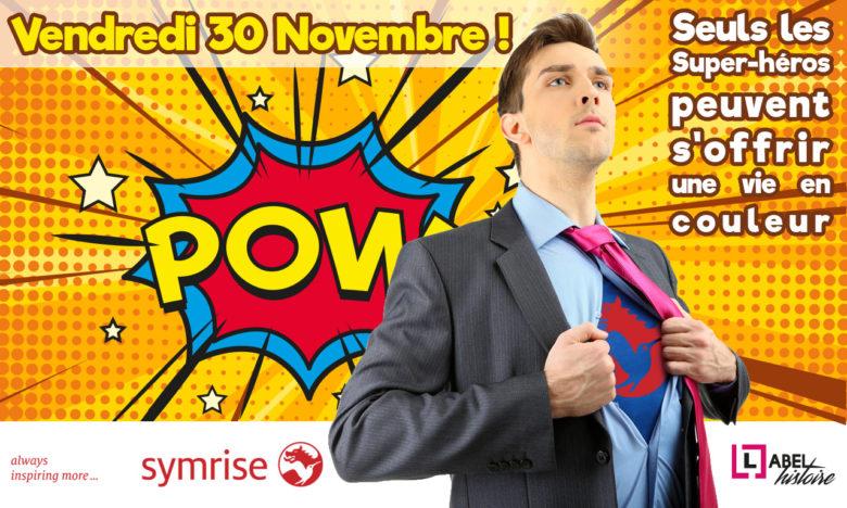 Soirée Symrise 30 Novembre 2018